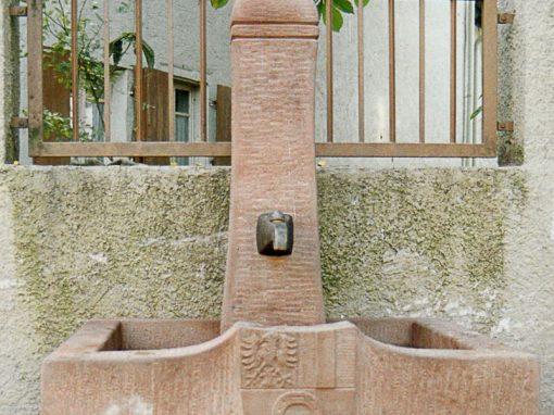 Dorfbrunnen Flemlingen