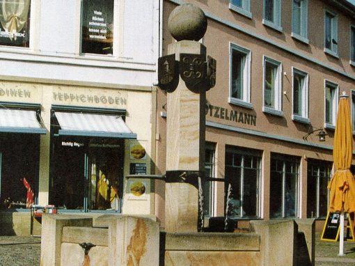 Römerbrunnen Bad Dürkheim