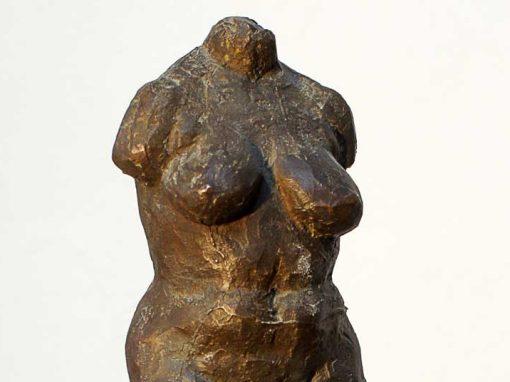 Weiblicher Torso, stehend